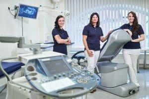 Frauenarztpraxis Dr. Miriam Binder in Leipzig - Dr. Miriam Binder und Team